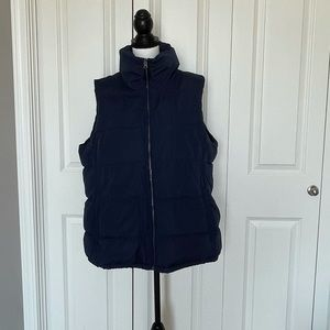 Old Navy Puffer Vest navy size XL